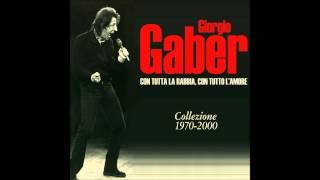 Giorgio Gaber - I borghesi (live)    (5 - CD1)