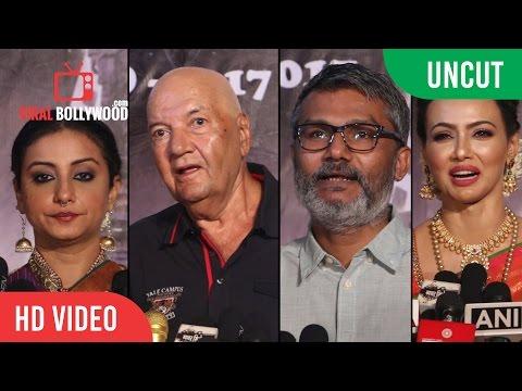 UNCUT - Dadasaheb Phalke Film Foundation Awards 2017 | Sana khan, Prem Chopra, Nitesh Tiwari