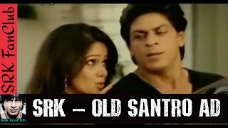 Shah Rukh Khan's Old Tv Commercial - Hyundai-