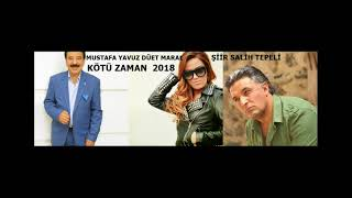 Video MUSTAFA YAVUZ & MARAL & SALİH TEPELİ KÖTÜ ZAMAN  2018 download MP3, 3GP, MP4, WEBM, AVI, FLV September 2018