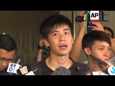 Hong Kong court convicts 20 pro-democracy activists