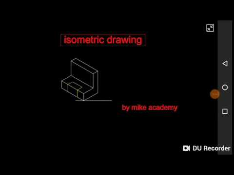 Isometric Drawing On Mobile With DWG Fast View
