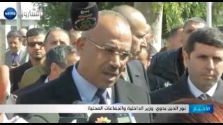 بدوي: التنسيق الأمني مستمر بين الجزائر وتونس