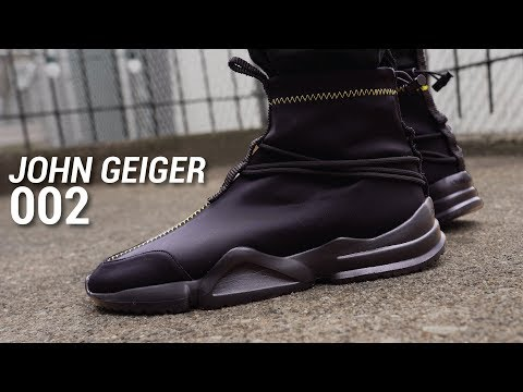 The SOLD OUT John Geiger 002 Review & On Feet