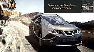 Nissan XTrail 2015 Review - تجربة نيسان اكس تريل - Dubai UAE Car Review by Motopedia.ae