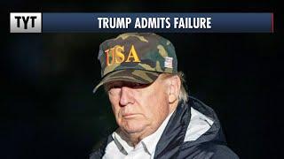 Trump Accidentally ADMITS He Failed America