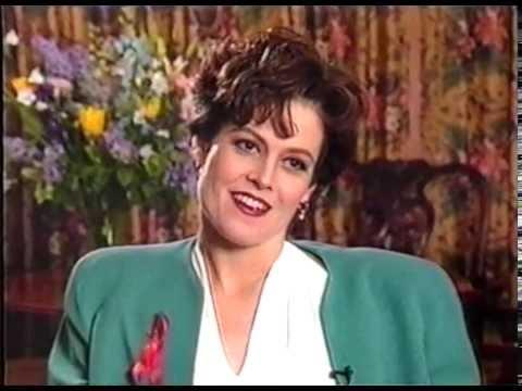 Sigourney Weaver Interview - Alien 3 (1992)