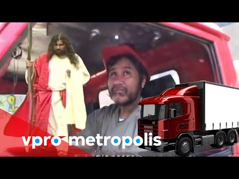 Jesus is a truck driver in Peru - vpro Metropolis