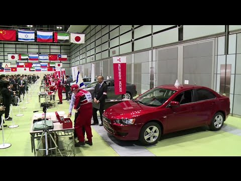 MITSUBISHI MOTORS Global Service Technician Contest PV YouTube - Mitsubishi auto service