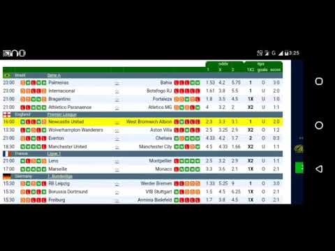 Soccervista sure wins in betting s league betting predictions and tips