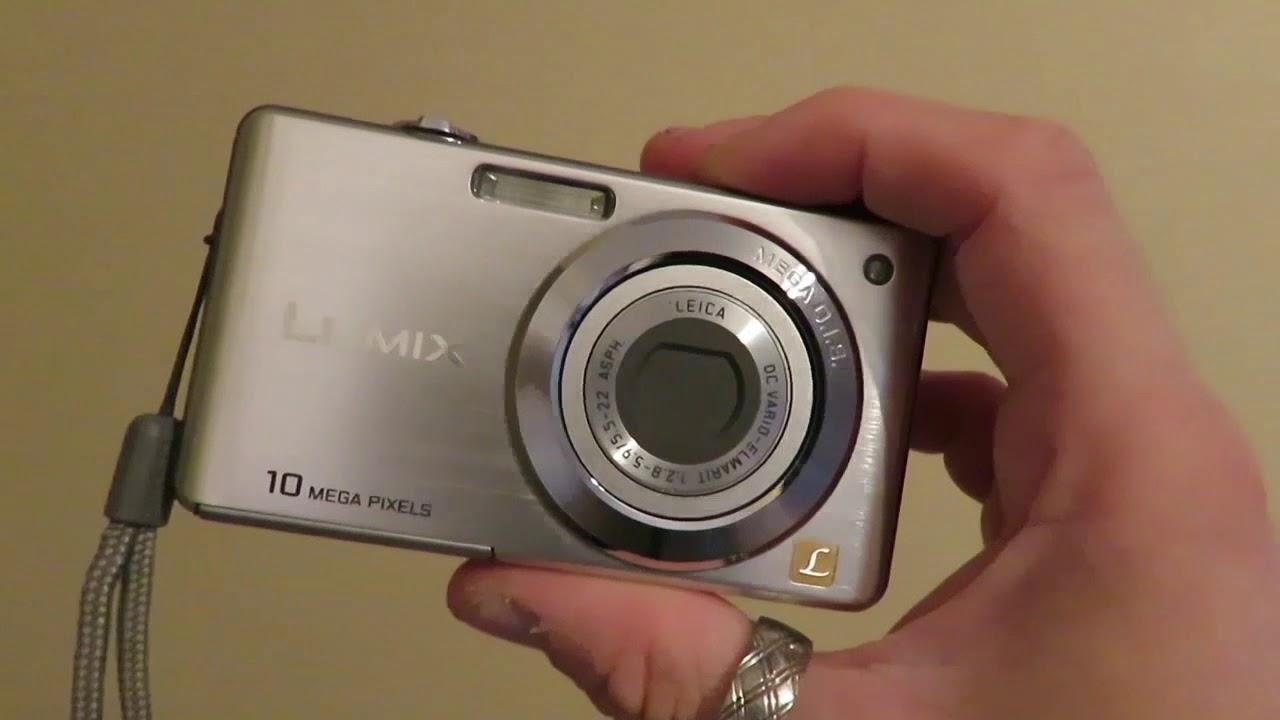 Panasonic DMC-FS7 camera review