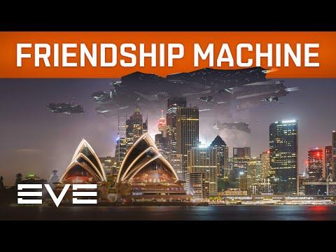 EVE Down Under 2019 - Beyond The Friendship Machine
