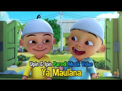 Ya Maulana - Nissa Sabyan Versi Upin & Ipin