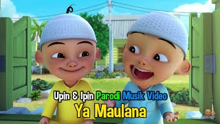Download Lagu Ya Maulana - Nissa Sabyan versi Upin & Ipin mp3