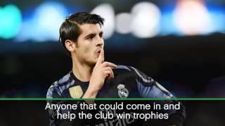 Alvaro Morata To Man United