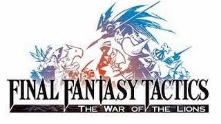como baixa final fantasy tactics:wolt (grátis).