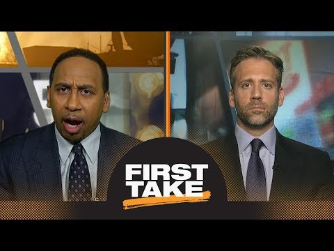 Stephen A. Smith goes off: Bradley Beal was 'no-show' in Game 2 loss to Raptors | First Take | ESPN