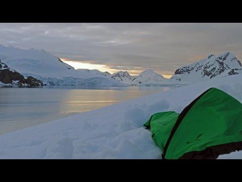 Hello from Antarctica