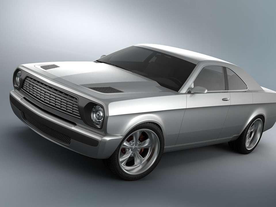 concept car volga