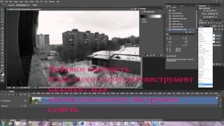 Цветокоррекция видео в Photoshop CS6(Пример элементарный и простой, но для понять принцип вполне рабочий .Правим баланс белого, уровни света., 2013-03-25T18:13:29.000Z)