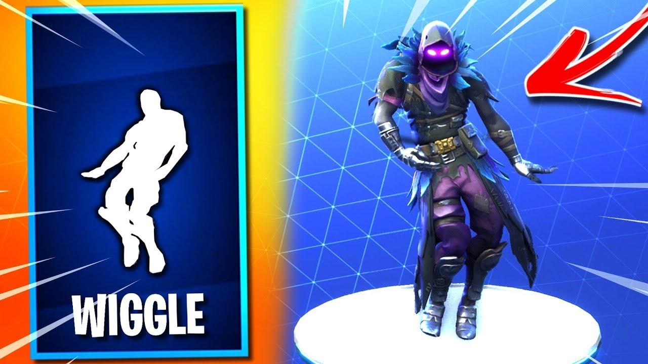 wiggle dance fortnite