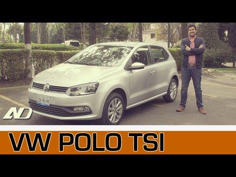 Volkswagen Polo TSI - Lo mismo pero más divertido