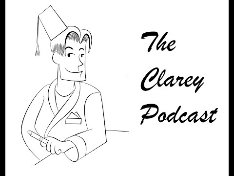 "The Clarey Podcast- Special ""Girls Standing Men Up"" Episode"