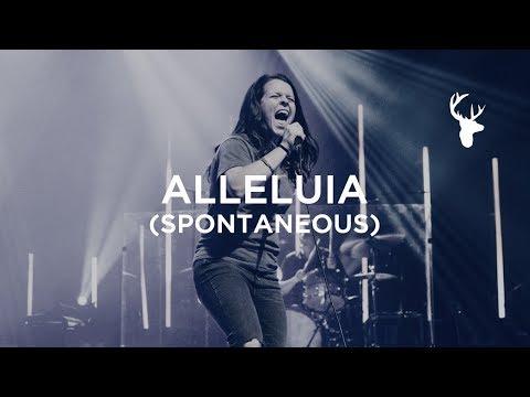 Alleluia + Spontaneous - Lindy Conant   Bethel Worship