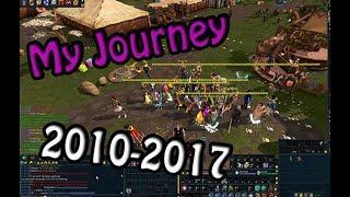 Runescape l My Journey l 2010-2017