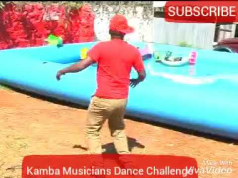 SANITA MWEENE  - FUNNIEST DANCE CHALLENGE ( Utacheka ulie)