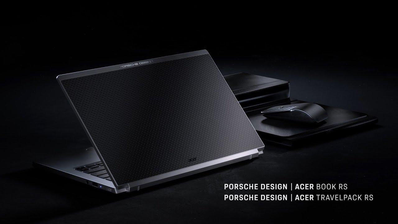 Porsche Design Acer Book RS | Acer - YouTube