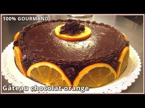 gâteau-chocolat-orange-moelleux