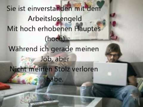 The Script-For The First Time Deutsche Übersetzung