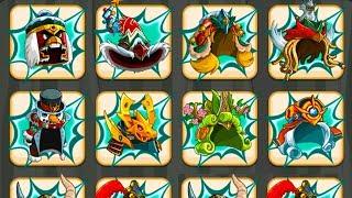 Мультик игра Angry Birds Epic #107 ТЕНЬ Механического Титана мировой босс для #КИД #КРУТИЛКИНЫ