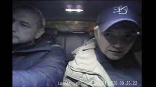 Свинья в Московском такси.