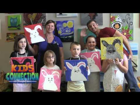 Kids Connection #102 with Branson's Pierce Arrow, Art Parties, and Kid's Yoga