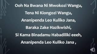 Sauti Sol Kuliko Jana Lyrics Video