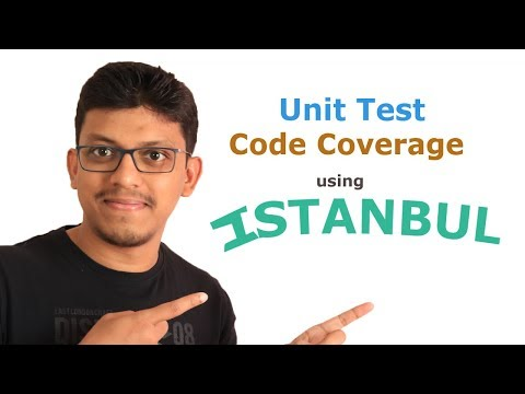 Istanbul (nyc) - Code Coverage In Nodejs Unit Testting