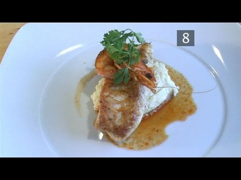 How To Prepare Fillet Of John Dory With Shrimp Sauce