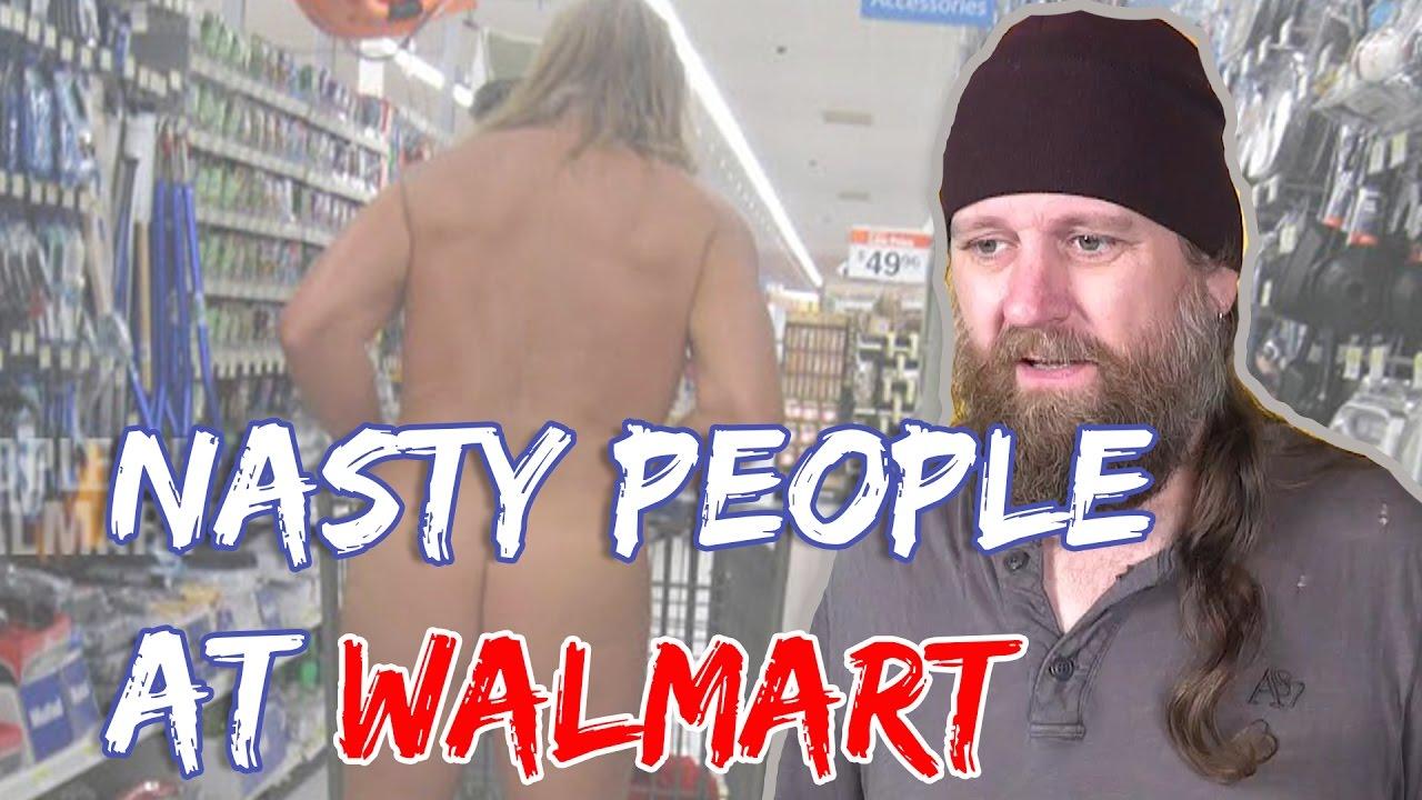 84b4a1b8ef4 Nasty People at Walmart - YouTube