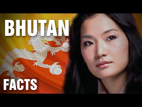 10 Incredible Facts About Bhutan