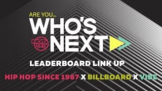 Billboard, Vibe & Hip Hop Since 1987 Rate & Review YOUR Music!