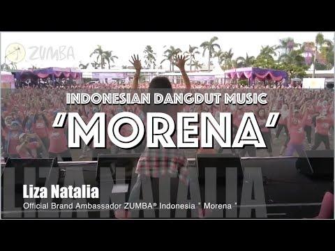 LIZA NATALIA Menggoyang Surabaya || Morena || Indonesia Dangdut Music ||