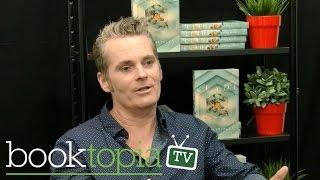 James Bradley discusses Clade with Caroline Baum for Booktopia TV