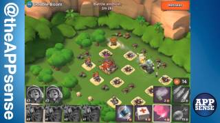 Double Boom (45) Single Player Island - Boom Beach Walkthrough