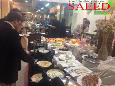 SAEED VILLAGE RESTAURANT OPP GPO SADDAR RAWALPINDI