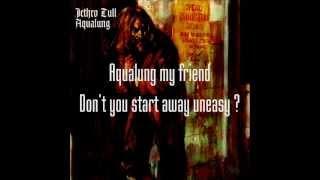 Jethro Tull Aqualung Lyrics