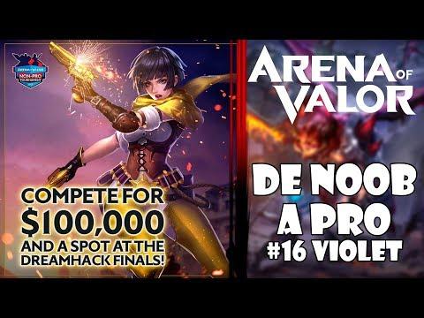 ¡¡EL MEJOR ADC Y TORNEO DE 100.000$ ESL!! VIOLET - ADC - GUIA | Navalha - Freestyle Gaming