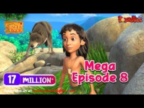 Download The Jungle Book Cartoon Show Mega Episode 8 | Latest Cartoon Series