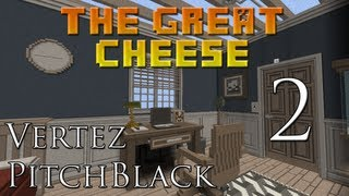 [#2] Minecraft - Vertez & PitchBlack - The Great Cheese - Adventure